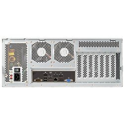IN WIN R-Series IW-R400N Open-Bay 4U Server Chassis- No Power Supply