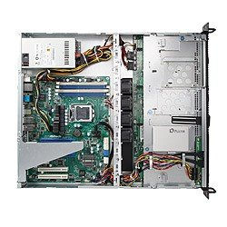 In-Win IW-RS104-02S - 315W Power Supply 1U Short Depth Server Chassis with  Mini SAS 12G 4x 3 5inch Hot-Swap Bay
